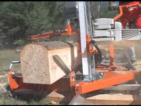 PortaMill Portable Chainsaw Sawmill by Norwood Portable Sawmills