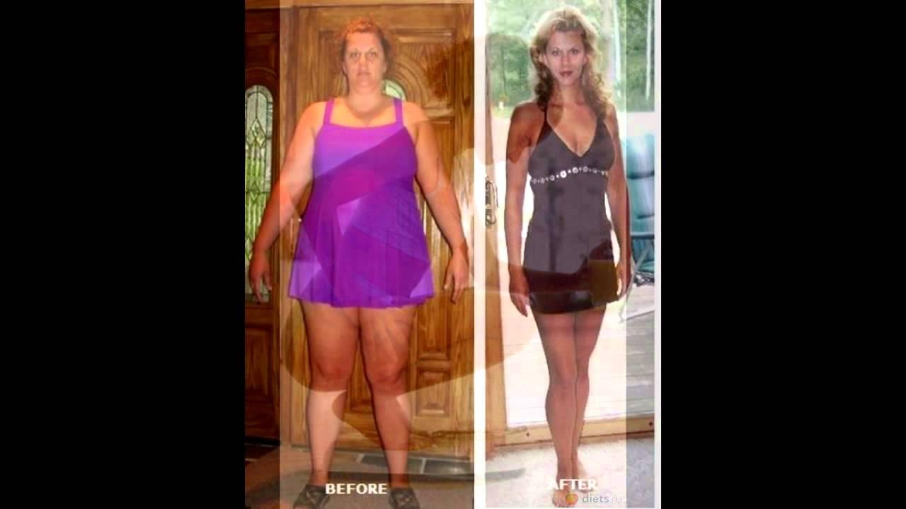секреты похудения гагариной