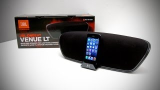 JBL Onbeat Venue LT Unboxing (Wireless Speaker for iPhone 5 & More)