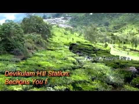 Munnar Tourist Places : Main Attractions in Munnar [HD]