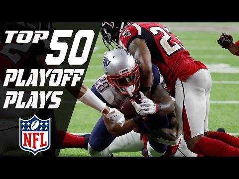 50 Plays Of 2016 Playoffs Nfl Highlights