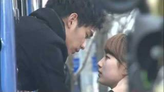 [Dream High Making] Farewell Bus Scene - Kim Soo Hyun & Suzy | Ep. 16