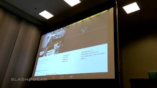 Project Tango mapping apps at GTC 2015