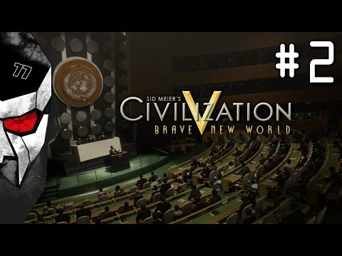 Civilization 5 Mini Gameplay Series - Excited for Civilization 6 - #2