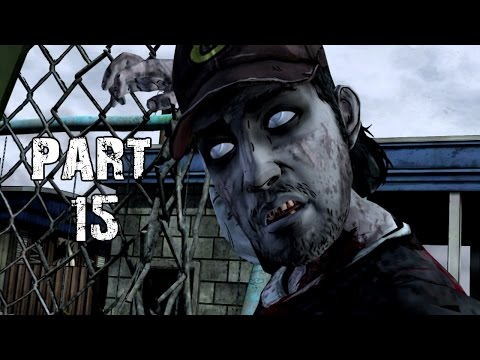 The Walking Dead Season 2 Gameplay Walkthrough Part 15 - The Distraction (PC)