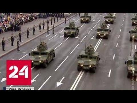Киев похвастался 130 бэушными Хаммерами