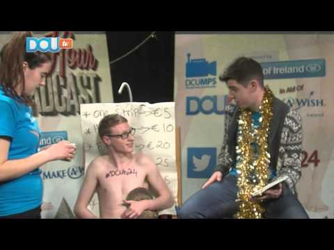 DCUtv Bank of Ireland 24 Hour Broadcast
