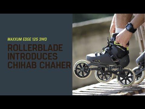 Rollerblade® vous présente Chihab Chaher