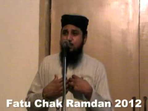 Qari Asif Rasheedi in Fatu Chak Ek Bar Madiney Me Ho Jae Mera...