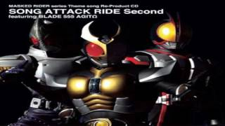 Justiφ's (Ver. Rider Chips) Kamen Rider 555