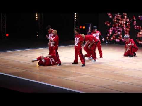 Boty International 2010: Mortal Combat JAPAN. Winner of  best Show:  Boty 2010 Montpellier/France