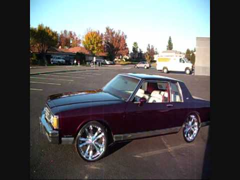 MY 84 CAPRICE. RIDIN HIGH -DONK-ITIZE-ME-CAPTAIN! YEE! HAHA! Video