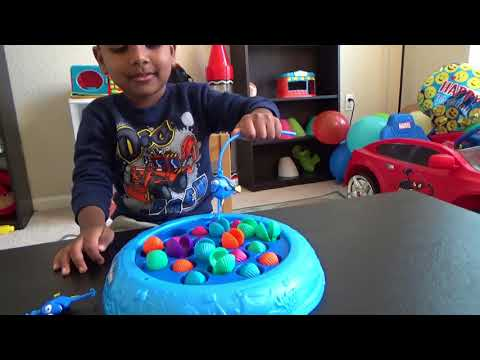 Teju Plays the Shell Collecting Game with Egg Surprise and Egg Hunt Game Extremely Kids Fun Game