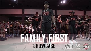 Family First (Showcase) HOT 3 Dance Battle