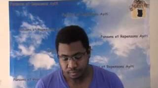 Haiti Elections,economic Development, Episode 2 Part 1
