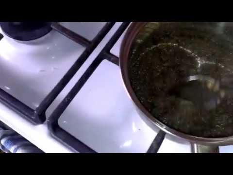 Эксперимент 2 Домашние дрожжи из сухого хмеля (Проведен удачно)