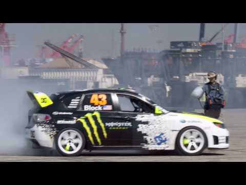 DC SHOES: KEN BLOCK GYMKHANA TWO DONUTS AUDIO