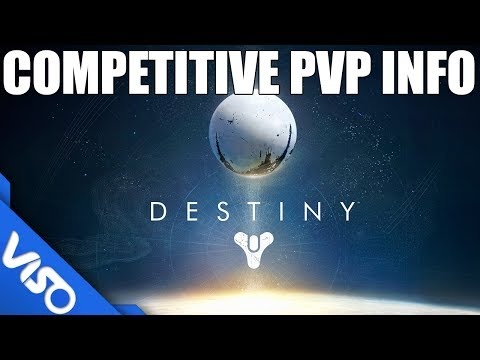 Destiny: What We Know So Far About Competitive PvP