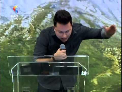Pastor Lucinho O Espírito Santo E As Suas Tentações - 26 04 2014 video