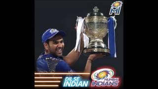 Mumbai Indians Anthem Song Vivo IPL 2016   MI Theme Song IPL 9   MI Anthem Song, Lyrics   YouTube 72