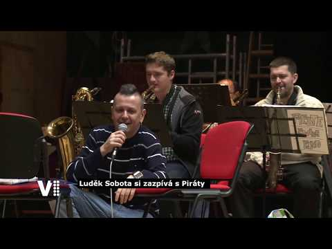 PIRATE SWING Band Gala 2019 - Reportáž TV1 ze zkoušky s Luďkem Sobotou