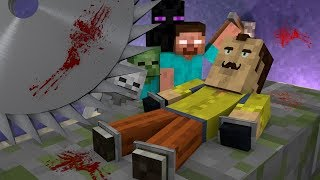 Monster School: KILL HELLO NEIGHBOR CHALLENGE!! - Minecraft Animation