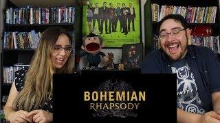 Bohemian Rhapsody - Official Teaser Trailer Reaction / Review