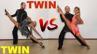 Partner DANCE OFF  (Twin vs Twin)