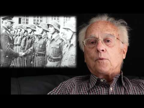 School boy crew for 88mm Flak gun in Berlin: Interview with ww2 veteran Jochen Mahncke