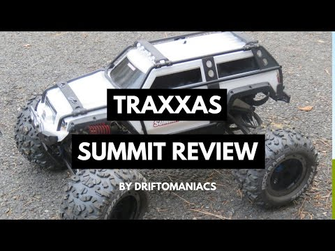 Traxxas Summit Review - Real Life RC Car Review