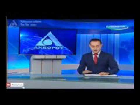 Узбекистон ахборот янгиликлар новости Узбекистана