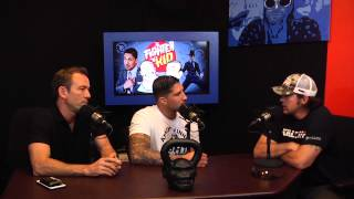 Navy SEAL Andy Stumpf joins The Fighter and The Kid