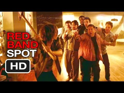 This is the End Red Band TV SPOT – Apocalypse (2013) – James Franco Movie HD