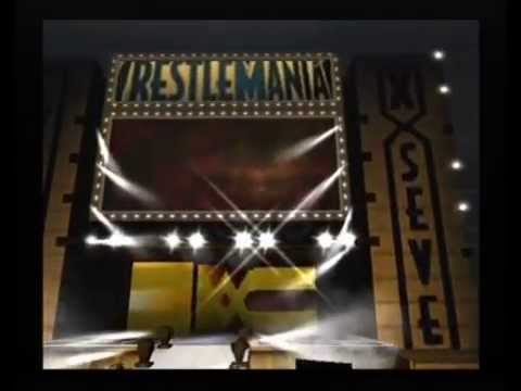 Wrestlemania 18 Gamecube All Wrestler Entrances video