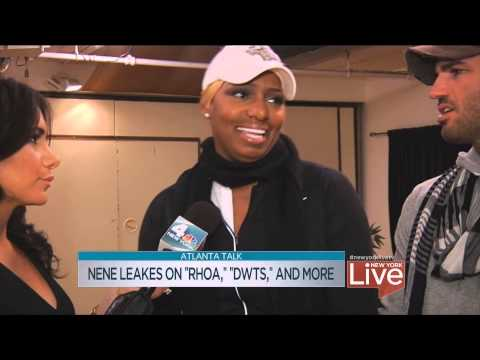 Nene Leaks dishing on DWTS & setting RHOA record straight