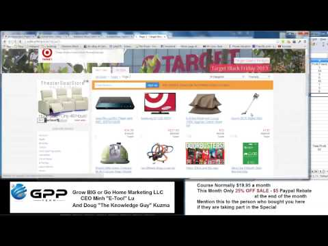 Drop Shipping. Sell on EBAY with AMAZON as a Supplier. Just COPY and PASTE DS Domination
