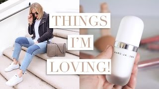 THINGS I'M LOVING! FASHION, BEAUTY, & MY GAME OF THRONES OBSESSION!
