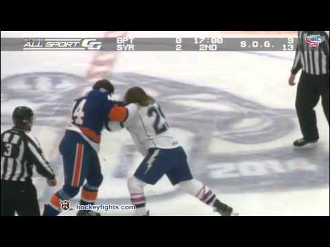 Brett Gallant vs Eric Neilson Oct 26, 2013
