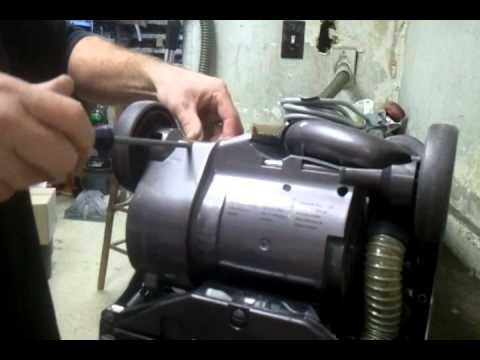 How To Replace The Filters In A Dyson Dc17 Vacuum Youtube