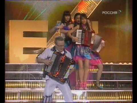 Баян-mix 23 февраля 2009 концерт СК Олимпийский