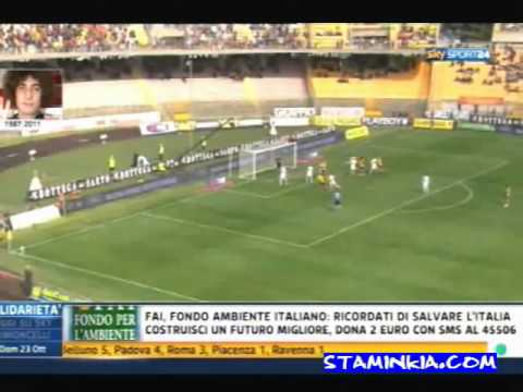 Lecce Milan 3 4 Highlights Sky Sport 24 HD 23102011.wmv