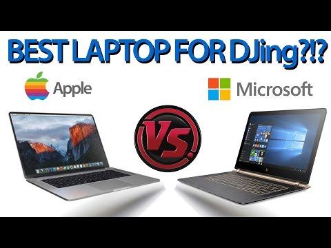 Best Laptop for DJing?