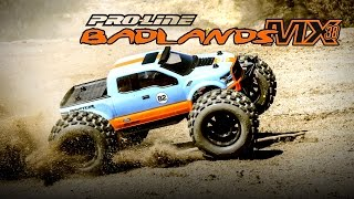 Pro-Line Badlands MX38 Monster Truck All Terrain Tire