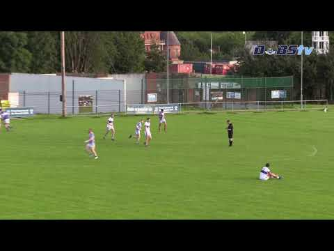 Goals from St Vincents v Ballyboden St Endas in 2020 Dublin Senior 1 Football Championship