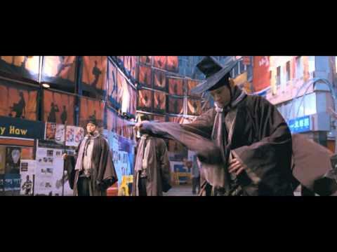 WOOCHI, CAZADOR DE DEMONIOS De Choi Dong-hun (Trailer Español)