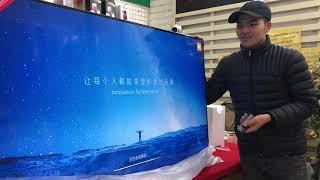 Bóc hộp Tivi Xiaomi Tv4 55 inch siêu mỏng, tràn màn đẹp mê, giá rẻ nhất Việt Nam