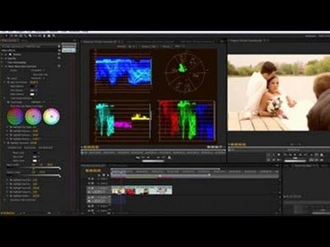 How to Color Correct Video