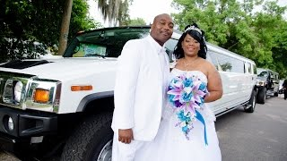 Great Friendship Missionary Baptist Church Wedding