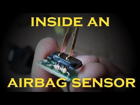 How an Airbag Sensor Works
