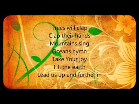 The Crossing Music - Trees Will Clap Isaiah 55